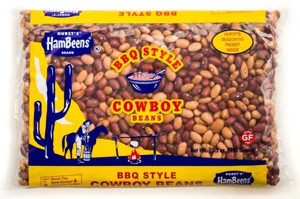 BBQ Cowboy Beans