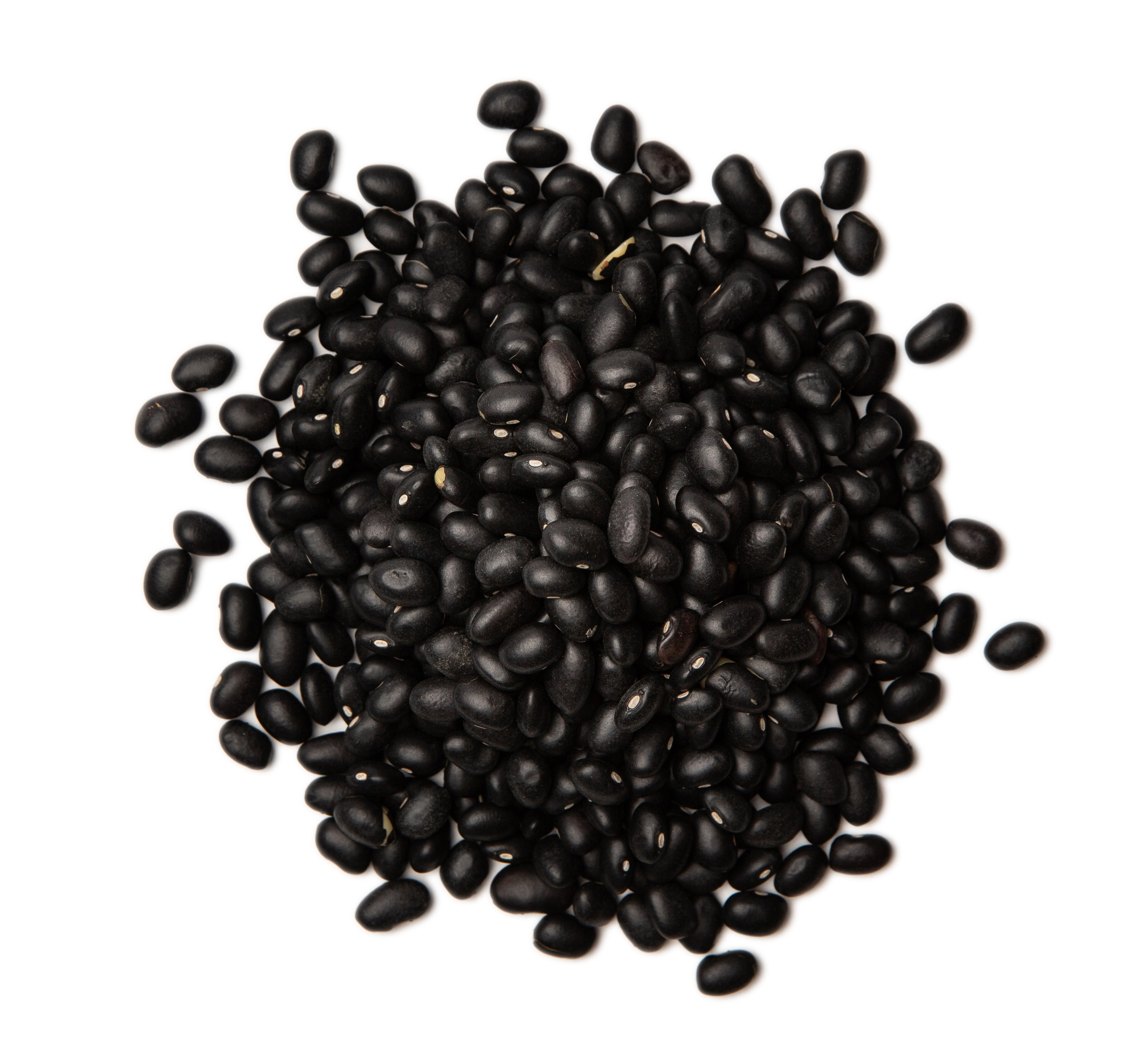 Detail of Black Beans