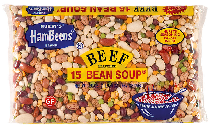 HamBeens® Beef 15 BEAN SOUP®