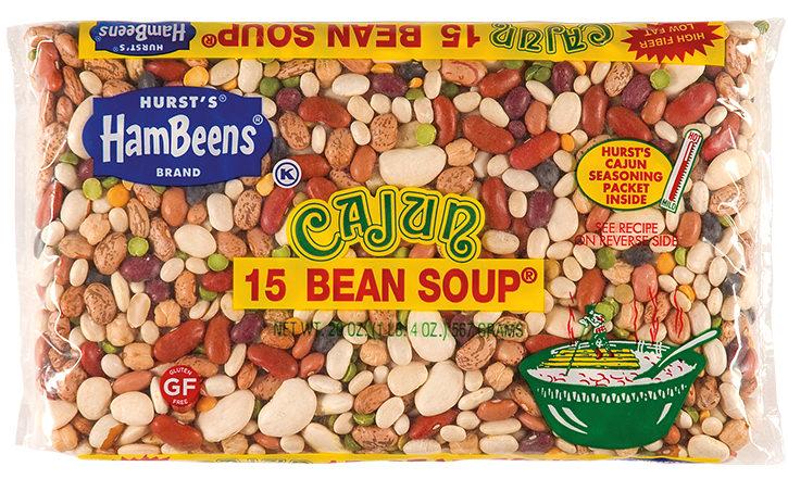 HamBeens® Cajun 15 BEAN SOUP®