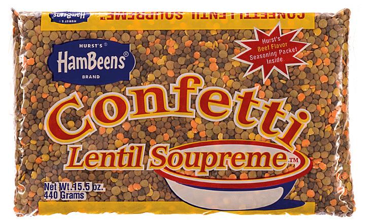Hurst's Confetti Lentil Soupreme®