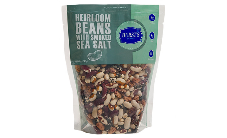 Heirloom Beans with Smoked Sea Salt