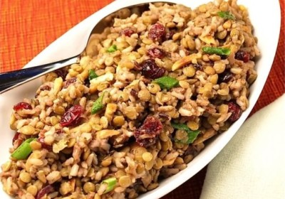 128 Lentil Wild Rice Small