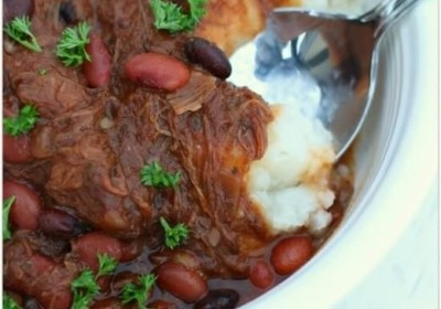 263 Slow Cooker Shepherd's Pie Chili