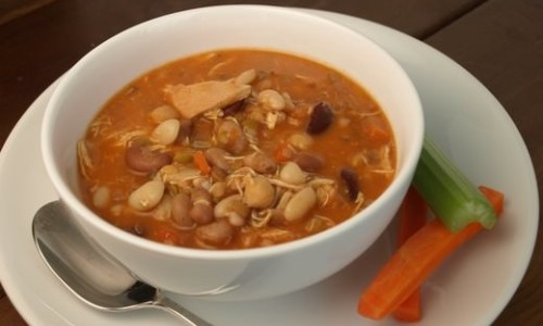 Buffalo Chicken 15 BEAN SOUP®