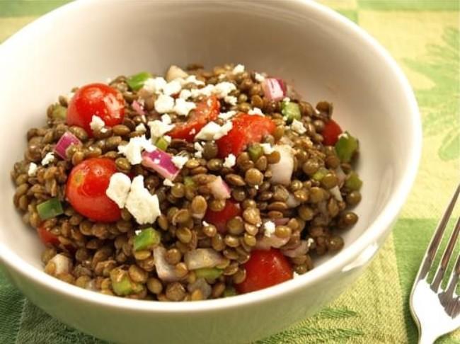 111 Lentil Salad 7