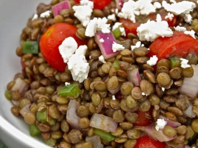 112 Lentil Salad 6