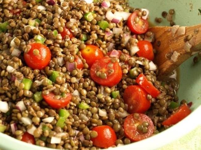 113 Lentil Salad 5