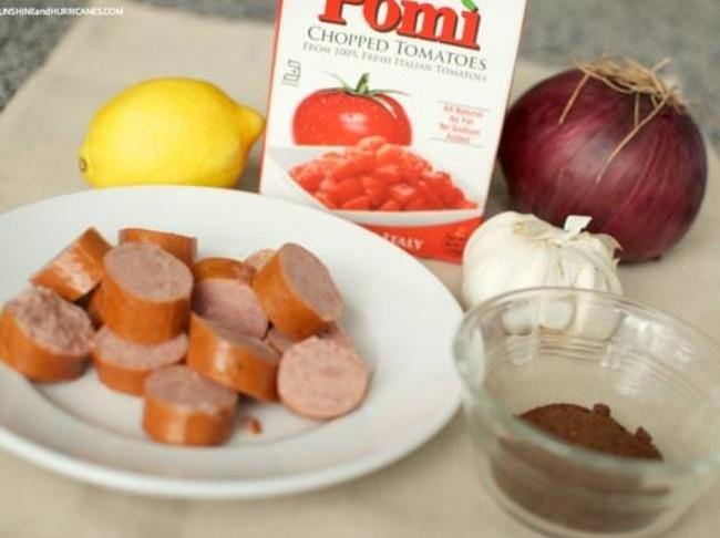 220 15 Bean Soup Hurst Ingredients