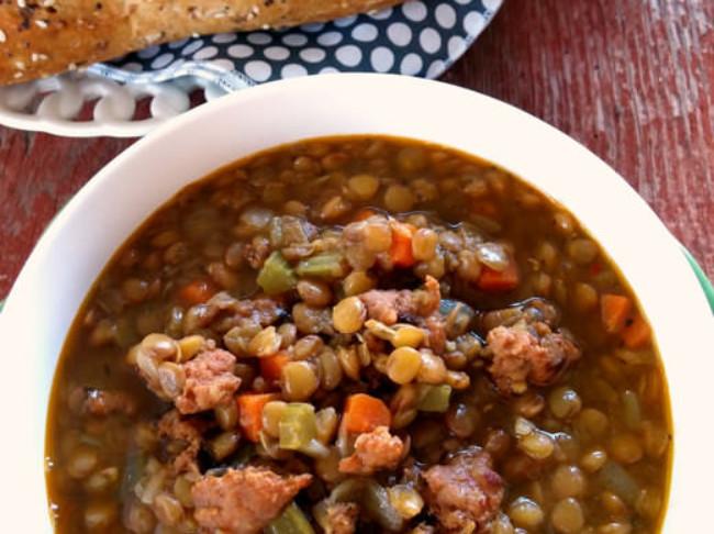 228 Lentil Soup 2 Pn