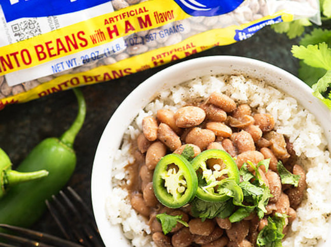 306 Pressure Cooker Pinto Beans
