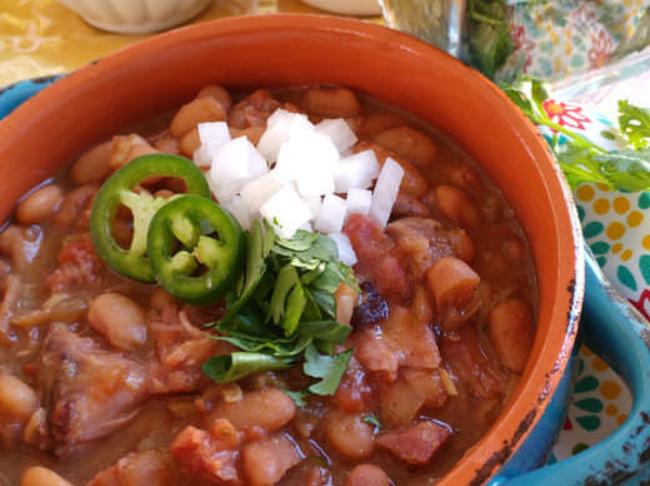 376 Borracho Beans Pn