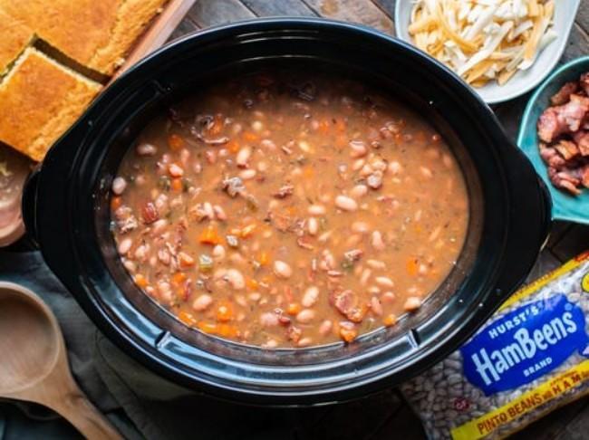 405 Pinto Bean And Bacon Soup 2