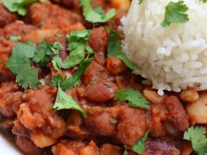Cajun Beans and Rice