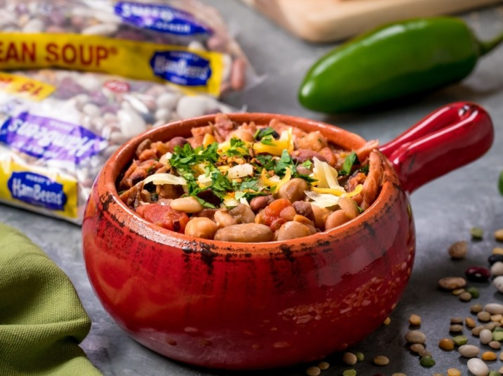 15 BEAN SOUP® Crock Pot or Slow Cooker Recipe
