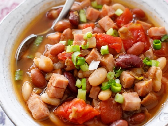 Cajun 15 BEAN SOUP® with Ham