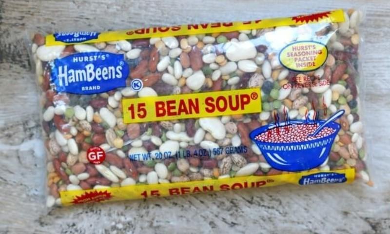 Hursts Hambeens Brand 15 Bean Soup